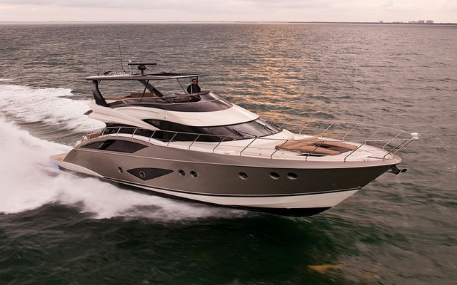 2014 Marquis 630 Sport Yacht
