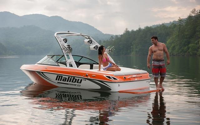 Malibu 21 Ride 2014