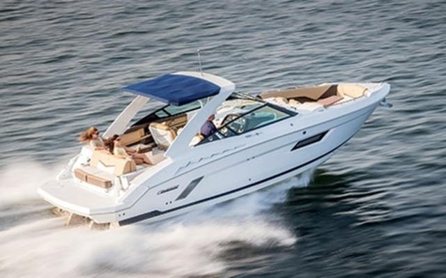 Cruiser Sport Series 338 2015