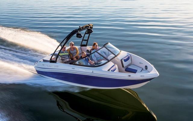 Tahoe 500 TS 2015