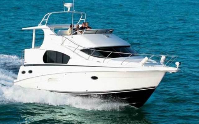 Silverton 35 Motor Yachts 2015