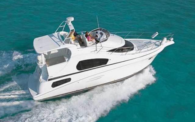 Silverton 39 Motor Yachts 2015