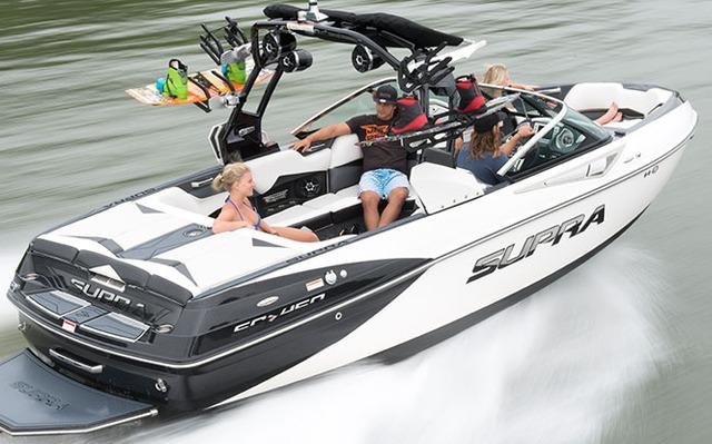 2015 Supra SC 400-550