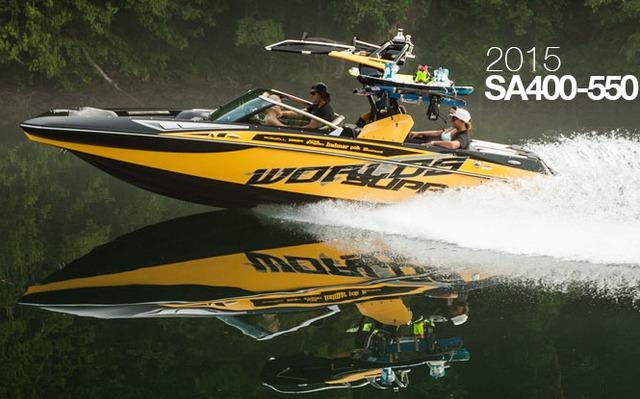 2015 Supra SA 400-550