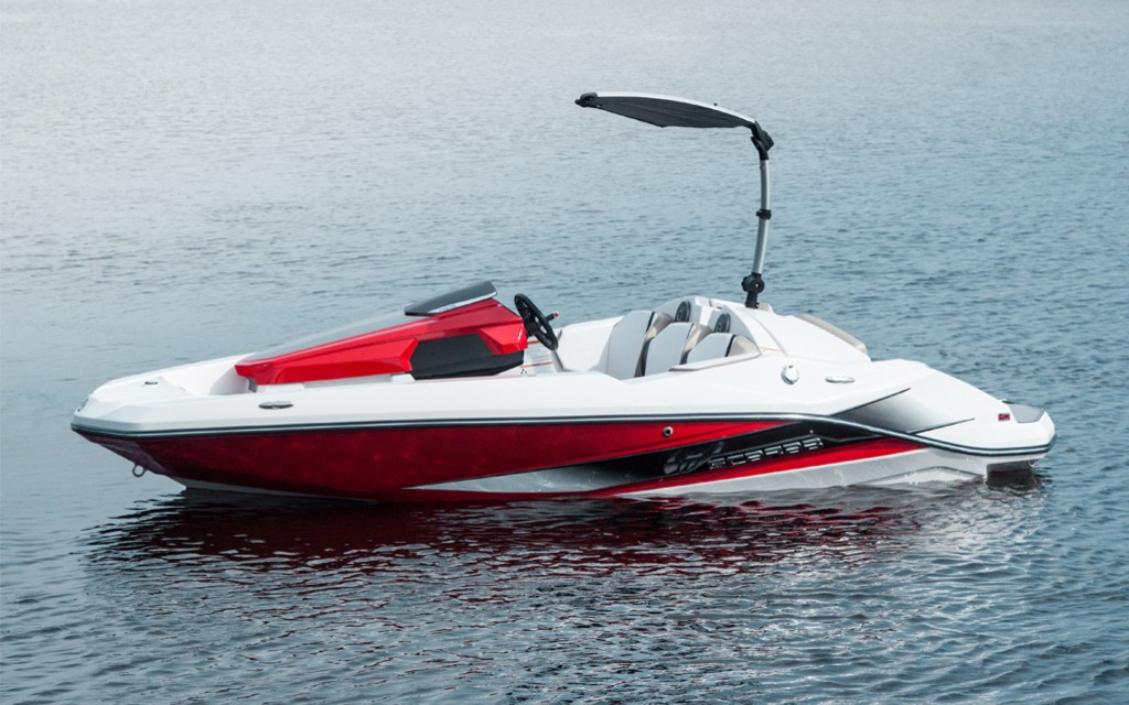 2015 Scarab Boats 165 HO mpulse