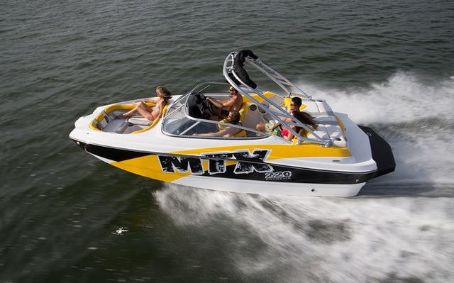 2015 Rinker 220 MTX