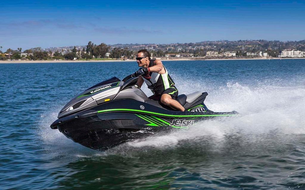 Kawasaki Ultra 310X 2015
