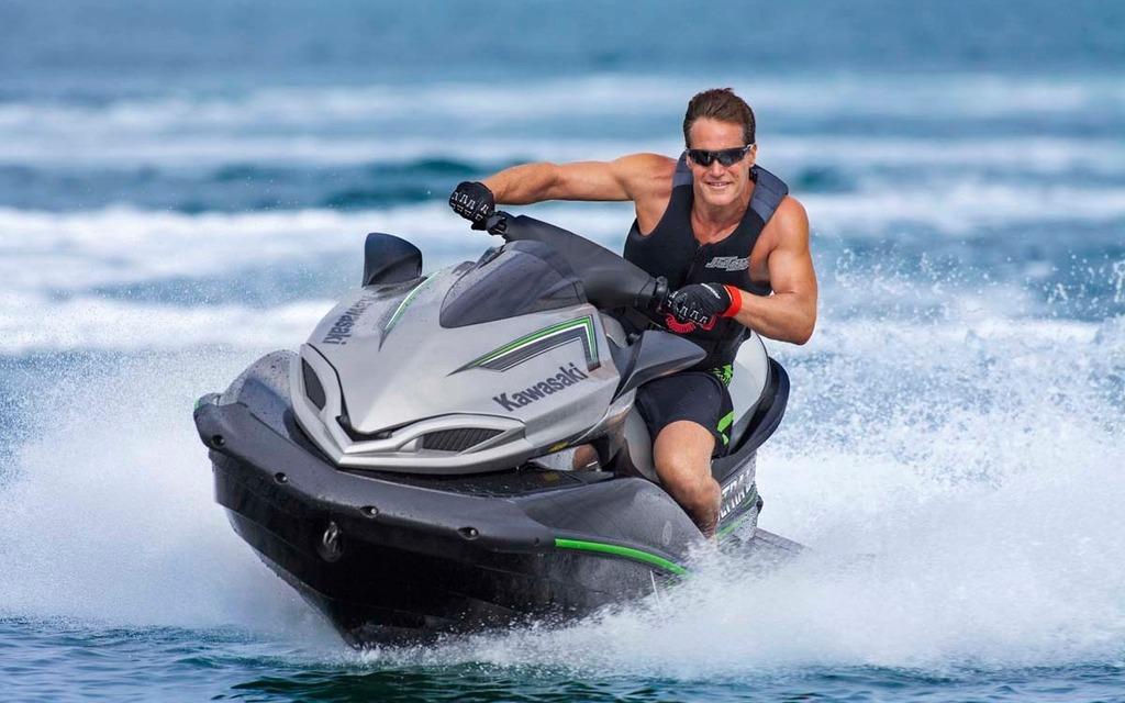 Kawasaki Ultra LX 2015