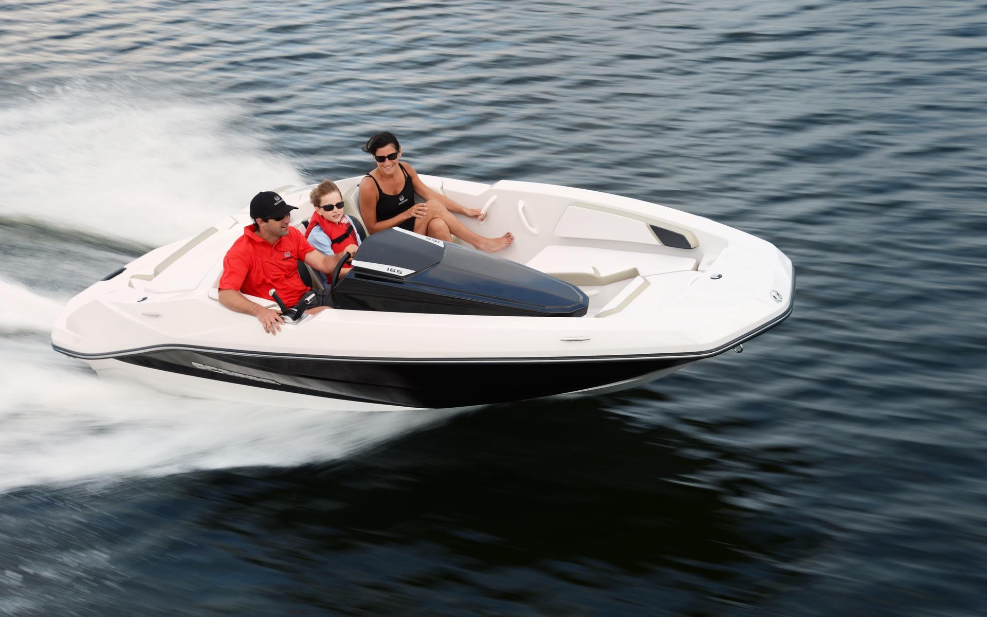 Scarab Boats 165 2015