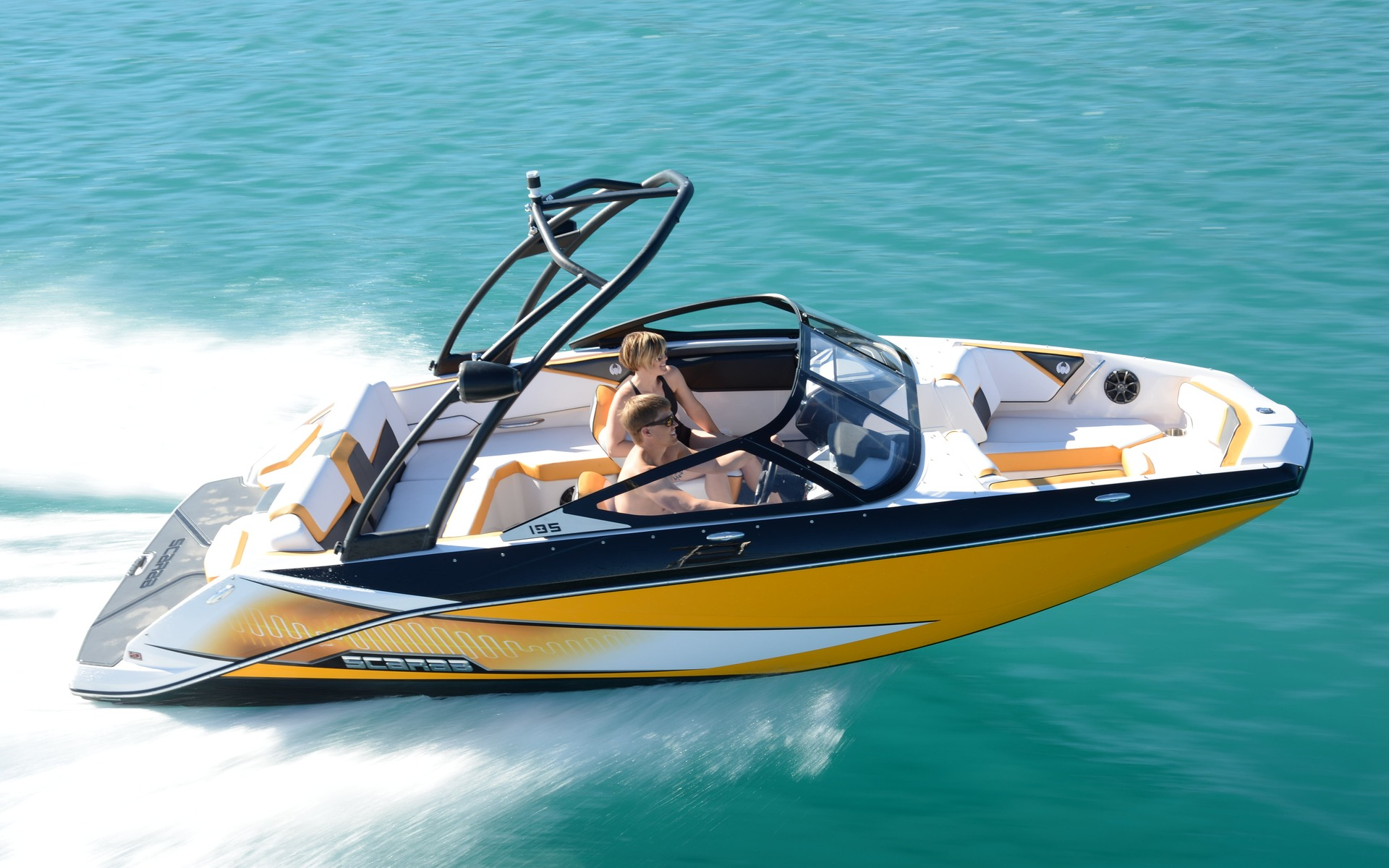 Scarab Boats 195 HO/Impulse 2015