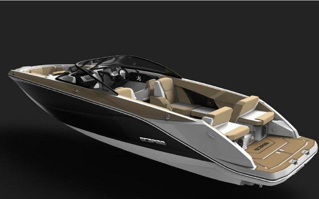 Scarab Boats 255 2015