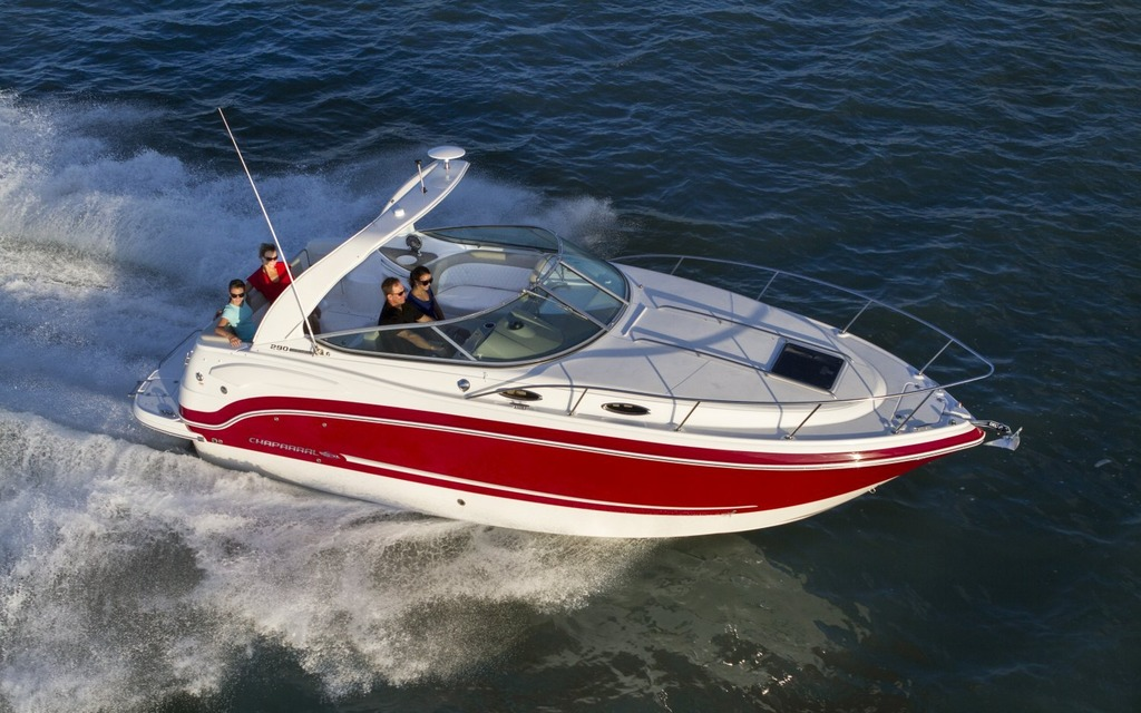 2016 Chaparral 290 Signature