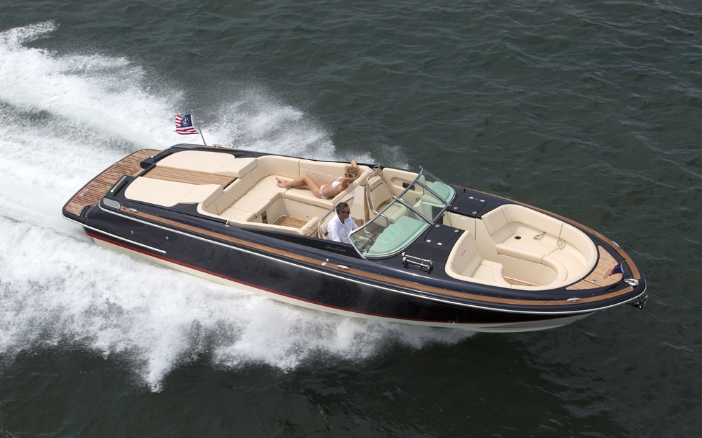 2016 Chris Craft Launch 32 Tests News Photos Videos And