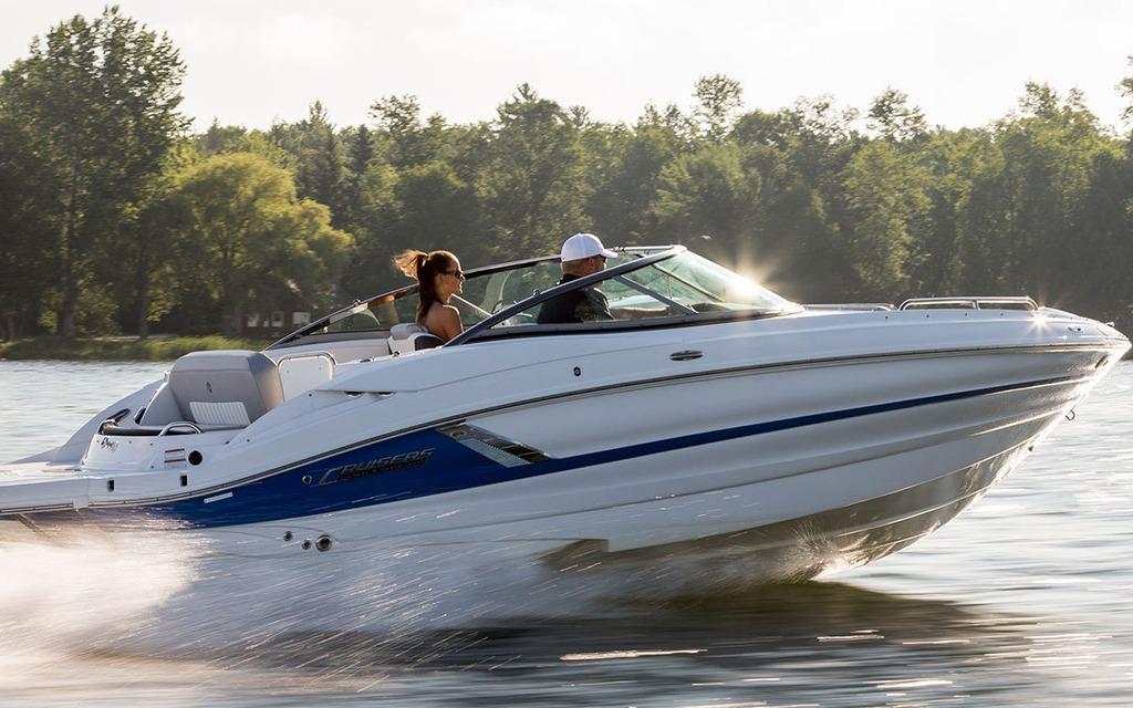 Cruiser Sport Series 238 2016