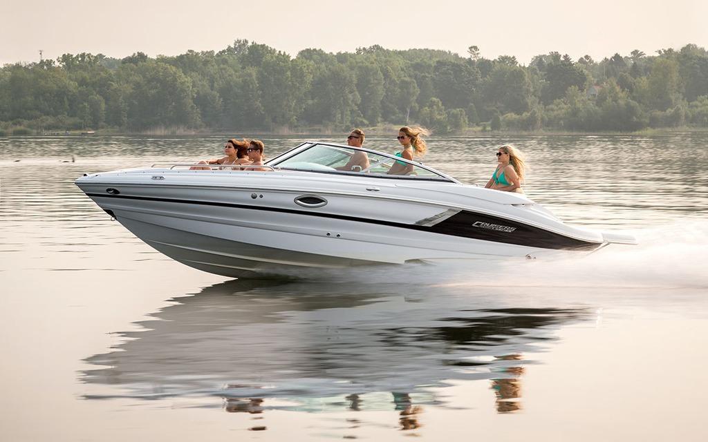 Cruiser Sport Series 258 2016