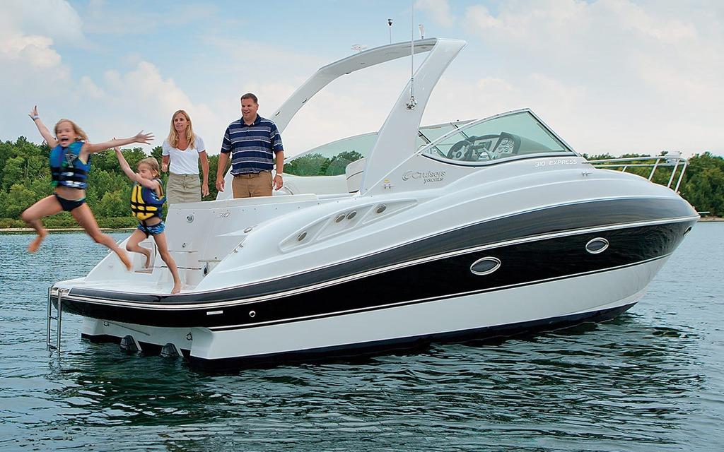 Cruiser Sport Series 335 2016