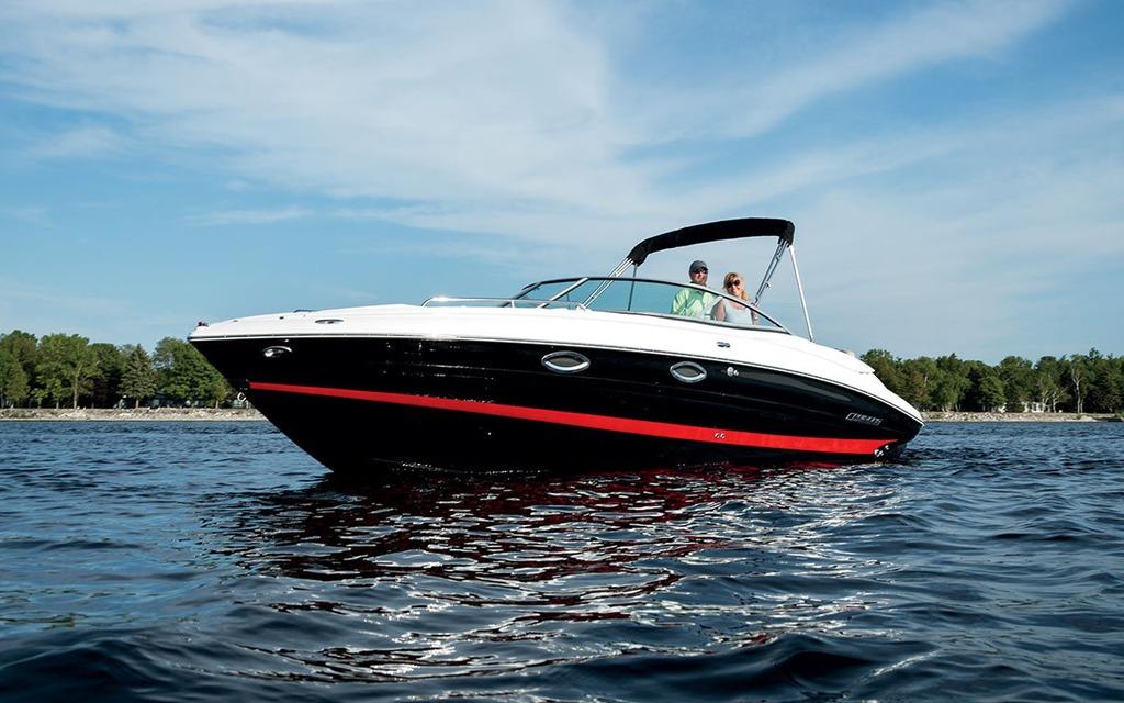 Cruiser Sport Series 279 2016