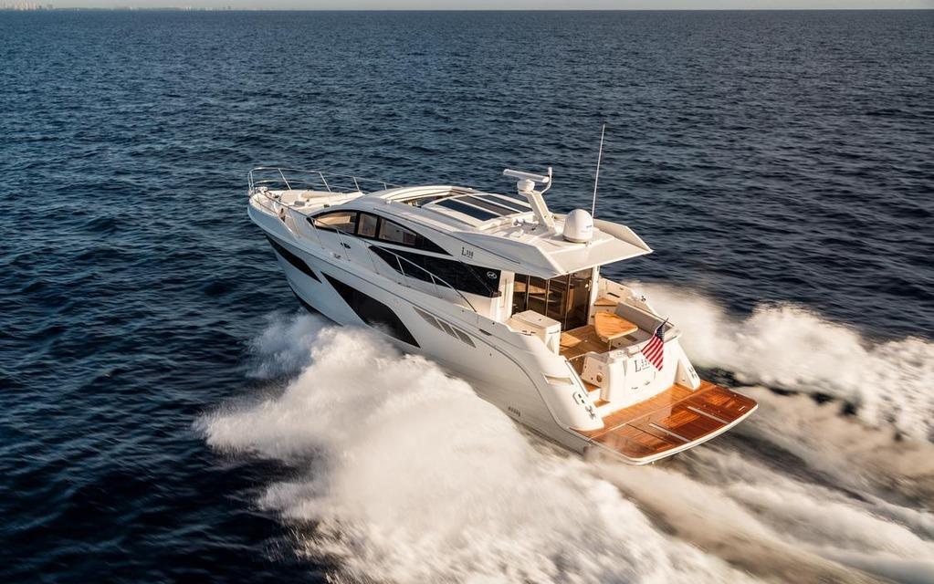 2018 Sea Ray L 550