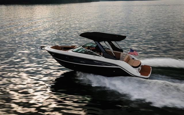 Sea Ray SLX 250 2019