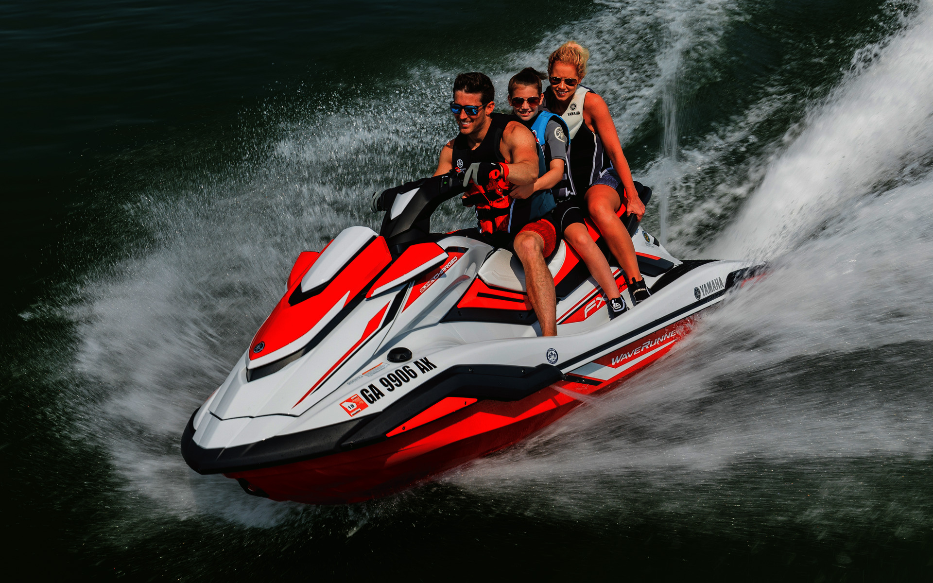 2019 Yamaha Fx Cruiser Svho Full Technical Specifications Price Engine The Boat Guide