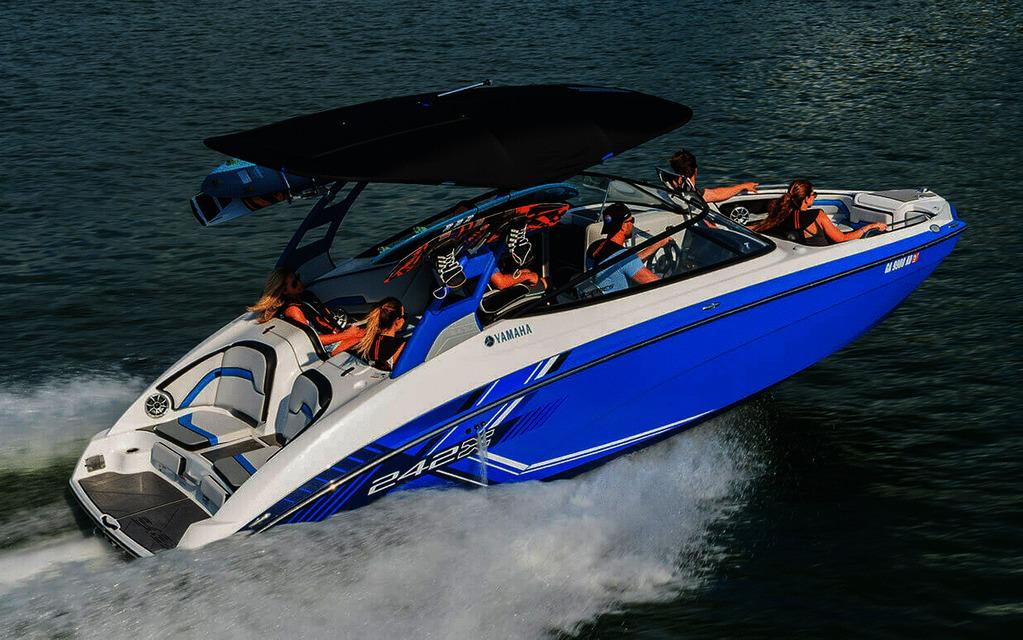 Yamaha 242X E-Series 2019