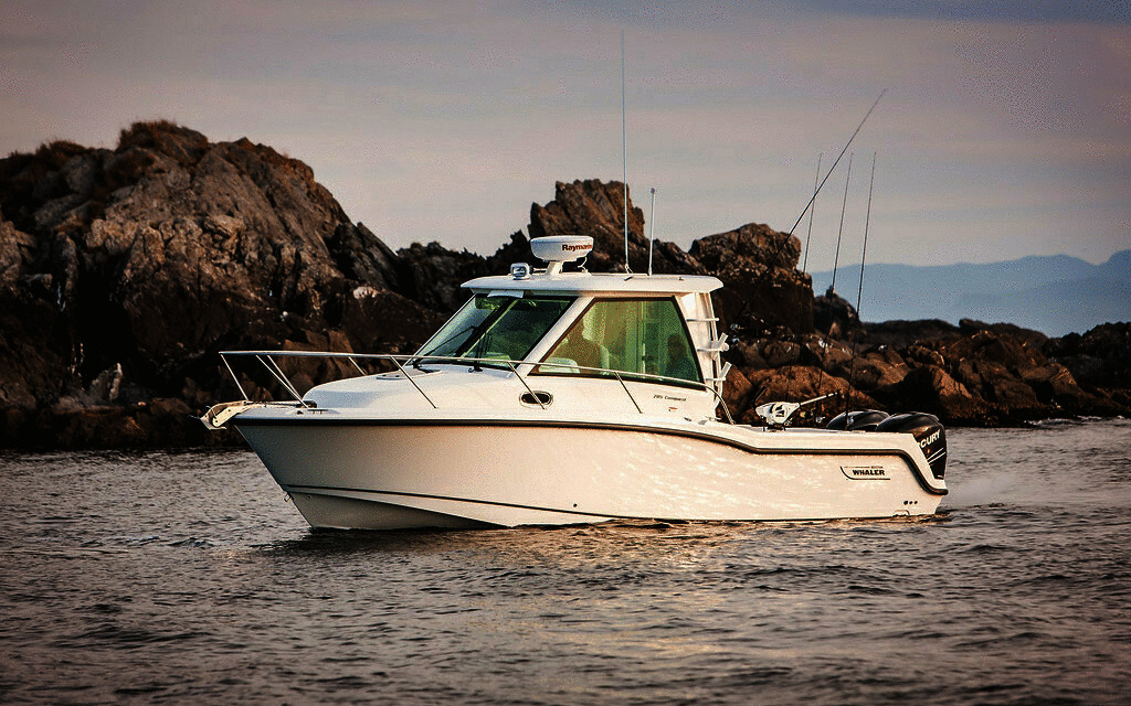 2020 Boston Whaler 285 Conquest Pilot