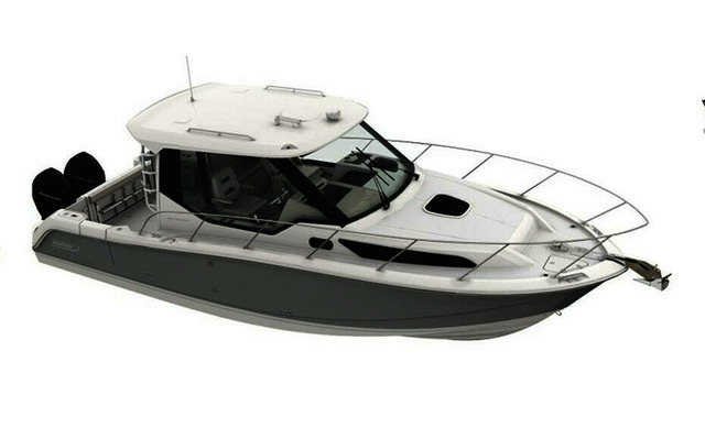 2020 Boston Whaler 325 Conquest Pilot