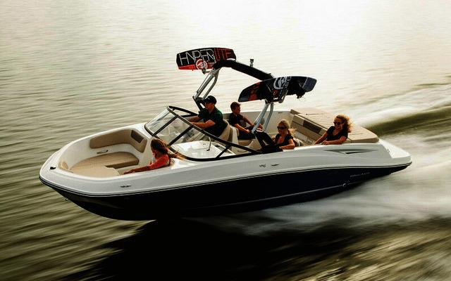 Bayliner VR6 Bowrider 2020