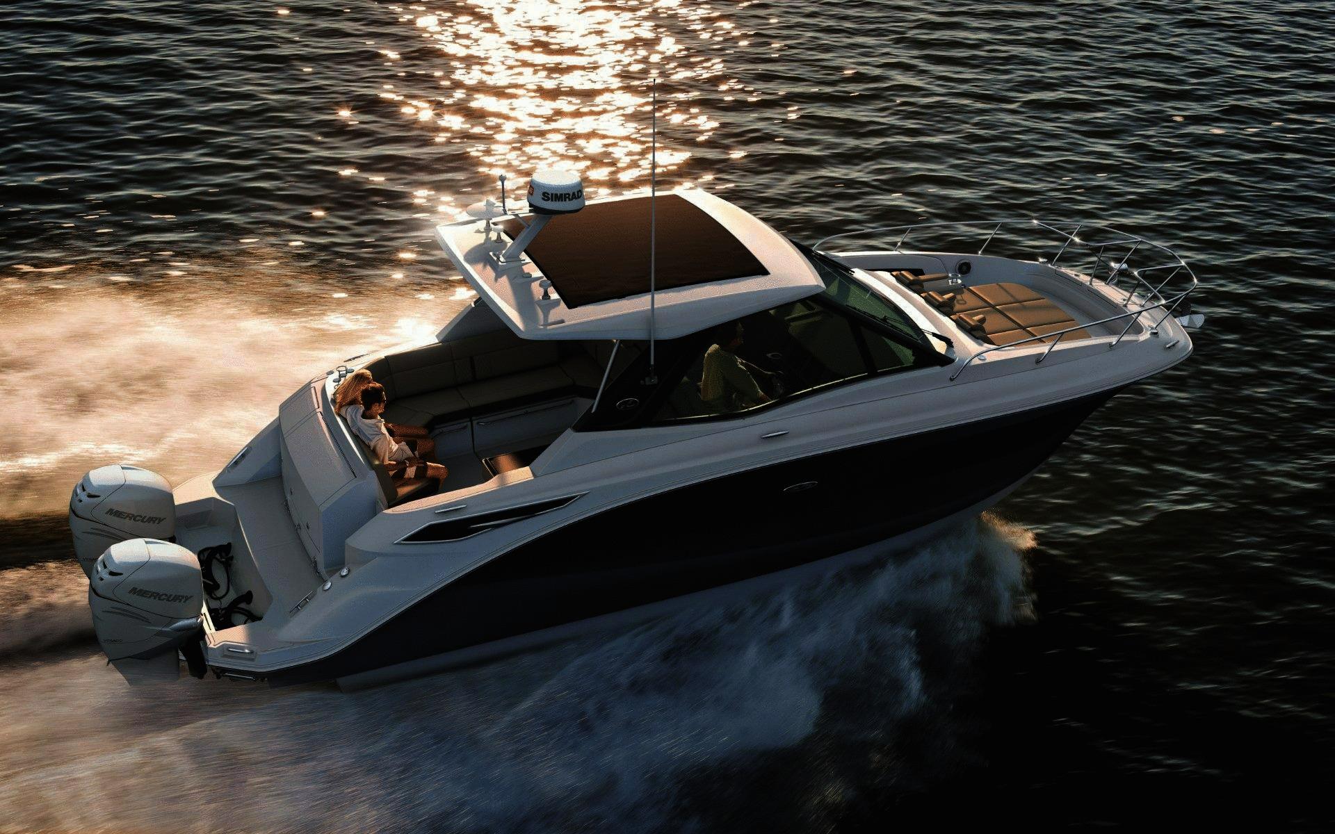 Sea Ray Sundancer 320 Coupe OB 2020