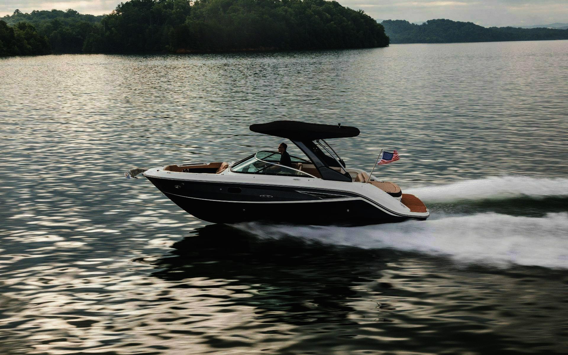 Sea Ray SLX 250 2020