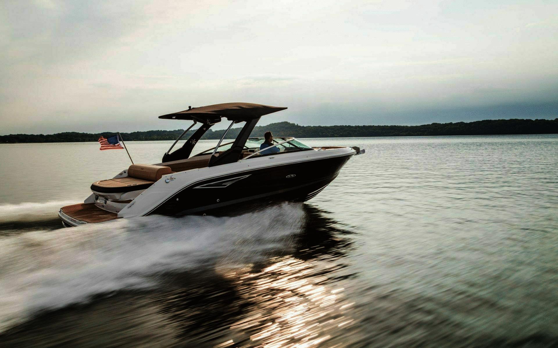 Sea Ray SLX 280 2020