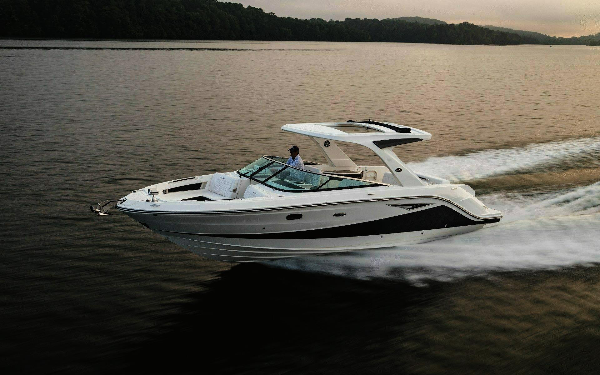 Sea Ray SLX 310 2020
