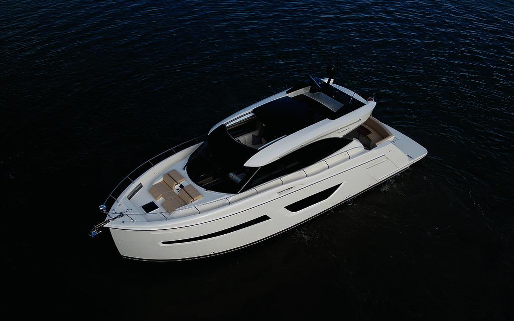 2020 Carver C52